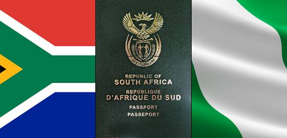 South Africa waives visas for numerous countries excluding Nigeria