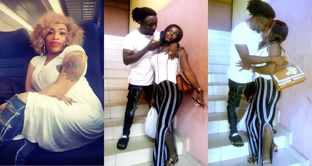 """""""I'll cut your engagement finger,"""" - Nigerian lady threatens her ex's fiancée"""