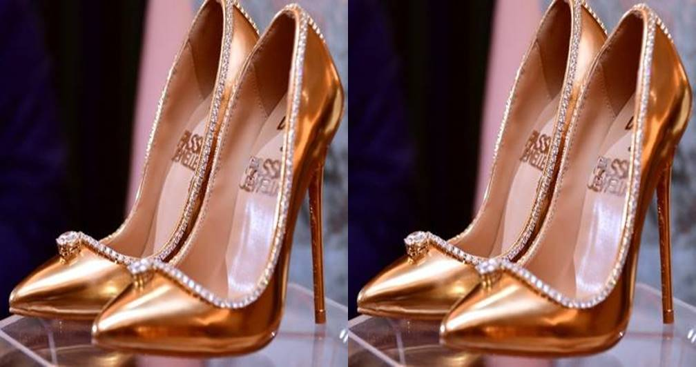 World's 'most expensive' heels go on sale in Dubai