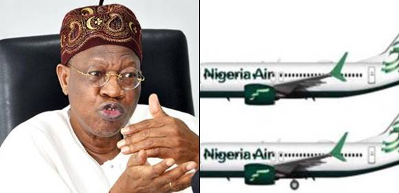 Real reasons Nigeria Air Project was suspended - Lai Mohammed reveals