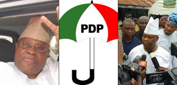 We are at war, declare me as the winner -Adeleke cries out