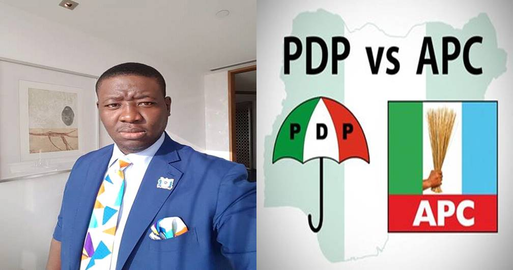 """""""If you voted for APC in Osun, you are a fool"""" - Pastor Adeboye's son, Leke"""