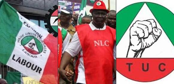 NLC, TUC to commence nationwide strike on Thursday