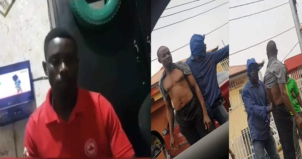 Bike rider, whose penis was stolen after he was touched by a random man in Lagos, speaks after retrieving it (Video)