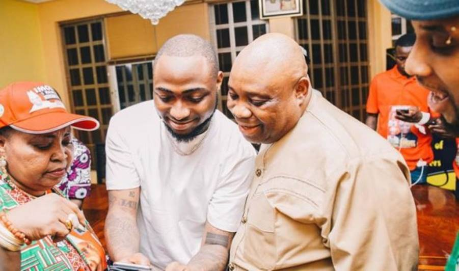 """Osun Election: """"You Are Man Of Integrity Sir, Please Do The Right Thing"""" — Davido begs Buhari"""