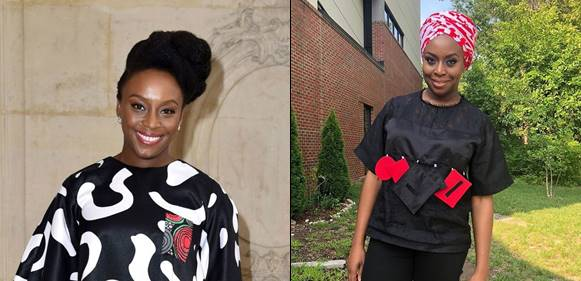 'I was close to tears watching my mother read negative comments about me online' - Chimamanda Adichie