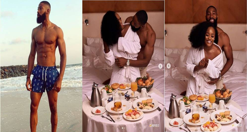 Bedroom photos of Cee-c and handsome man surface online