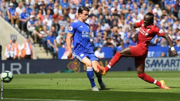 Image result for Liverpool vs Leicester City English Premier League 2019 Live