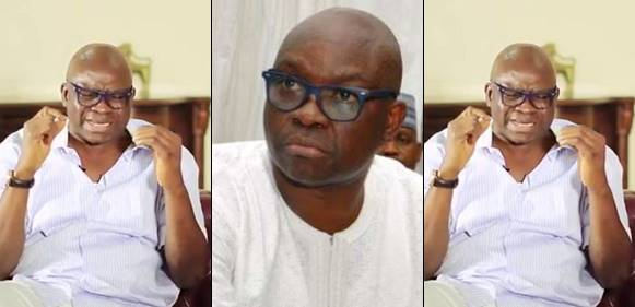 'Democracy Is Now Dead In Our Country' – Fayose Cries Out