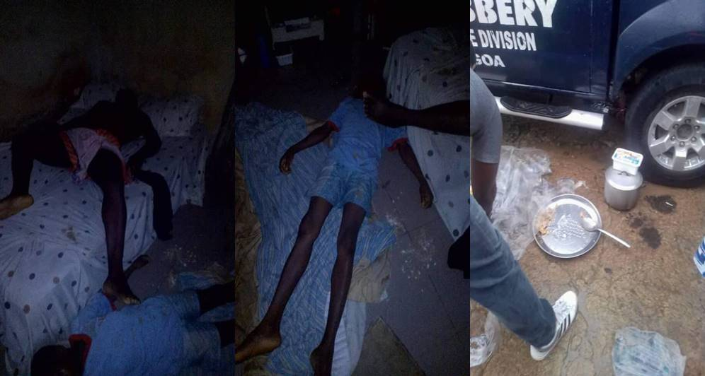 Man, pregnant wife, brother die after eating poisoned food