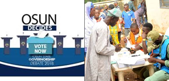 #OsunDecides2018: Official results from polling units