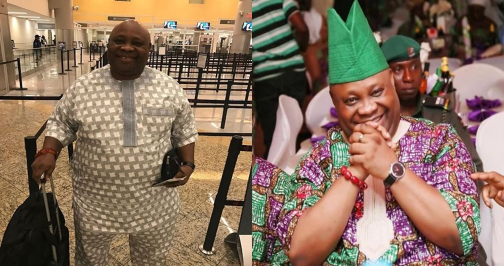 WAEC reveals dancing senator, Ademola Adeleke had F9 in English, did not seat for the rest of his papers