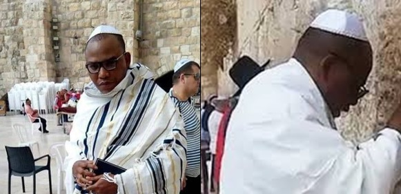 Nnamdi Kanu Speaks! Renounces Nigeria, Says He Is Coming With Hell