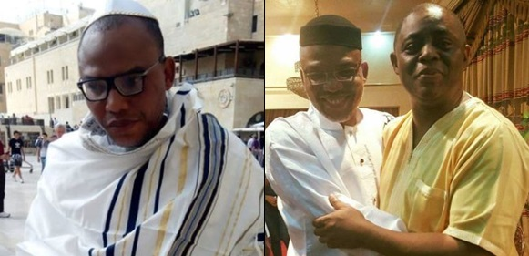 Nnamdi Kanu Ready To Work With Us To Vote Out Buhari- Fani-Kayode