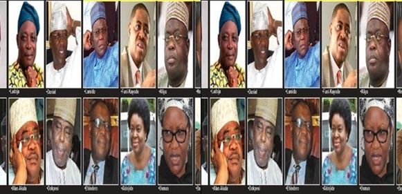FFK, Metuh, Dasuki, And 50 Others Banned From Traveling(Full List)