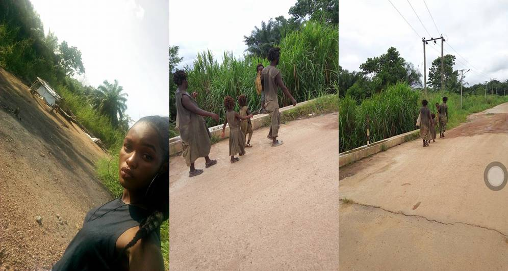 Corps member shares more details about family of 5 battling mental Illness