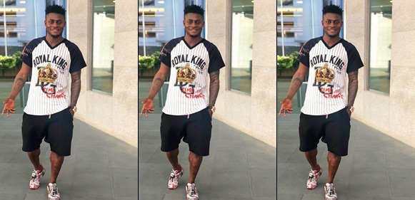 Obafemi Martins Shares A Cute Photo To Celebrate 34th Birthday