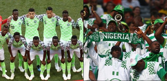 Super Eagles Of Nigeria Rise To 44th Position In FIFA Ranking