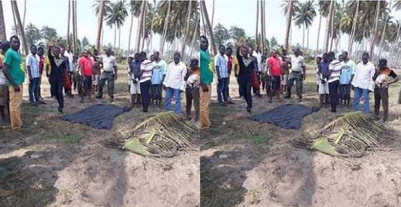 Ghanaian pastor drowns while chasing offering bowl