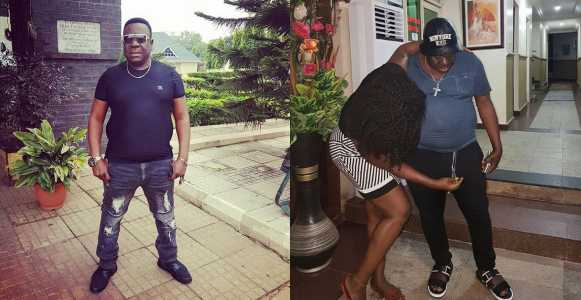 I Want All Ghanaian Fine Girls To Have A Baby For Me – Mr Ibu