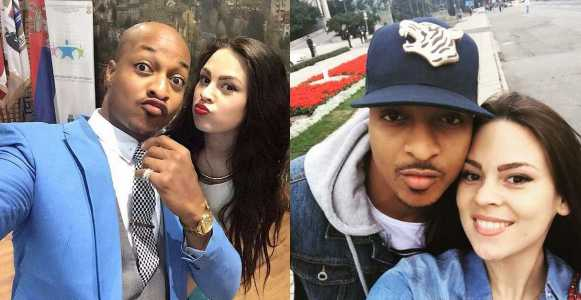 Ik Ogbonna's wife, Sonia yanks his name off her social media accounts, weeks after rocking another man