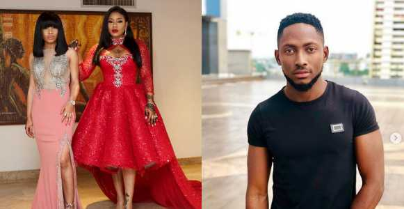 Nina also unfollows her benefactor Toyin Lawani, as Miracle issues press statement