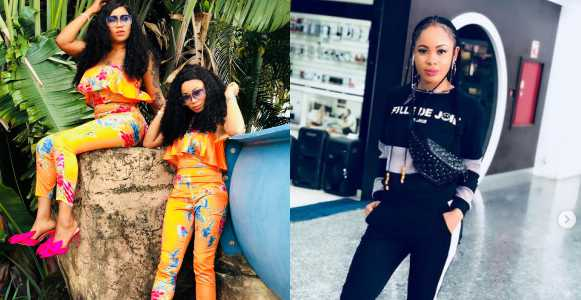Nina speaks on her fall out with benefactor, Toyin Lawani