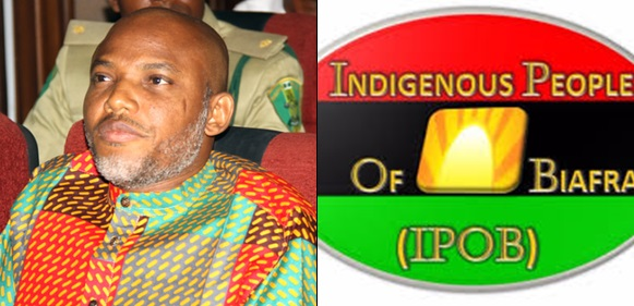 IPOB Fires Nnmadi Kanu, For Being 'Insensitive' And 'Callous'