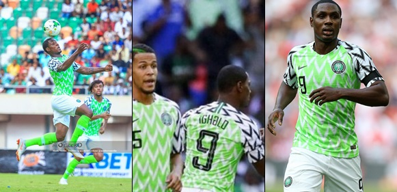 Super Eagles Whip Libya 4-0, Ighalo Scores A Hat-trick