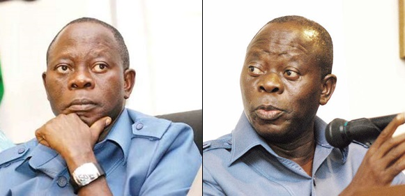 Oshiomhole Speaks About His 'Crimes',Why Stakeholders Want Him Out
