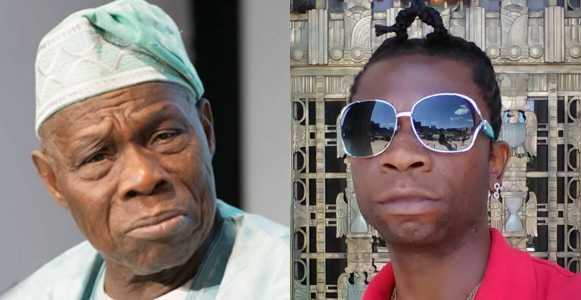 Speed Darlington compares himself with President Obasanjo