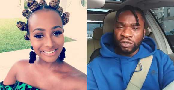DJ Cuppy shades Speed Darlington after he told her to close her legs and give him money