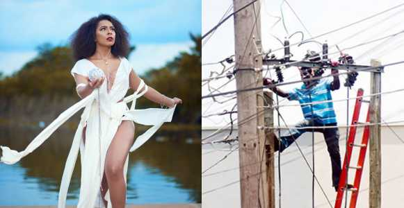 Tboss calls out AEDC for billing her N95k a month