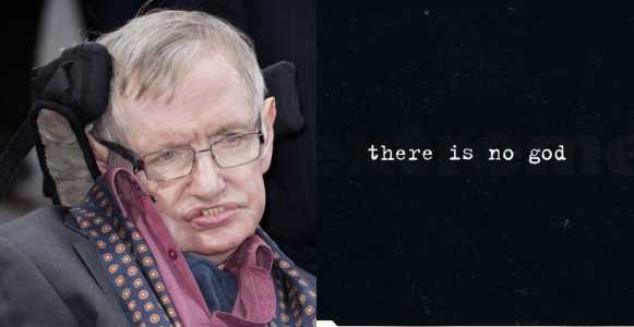 There is no God – Stephen Hawking says in final book