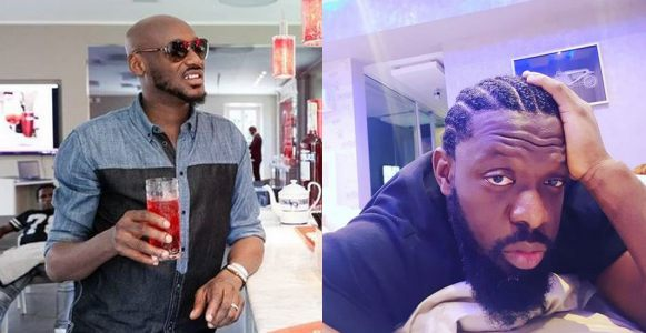 """""""The only person that can call himself a legend in the Nigerian music industry is 2face"""" - Timaya"""