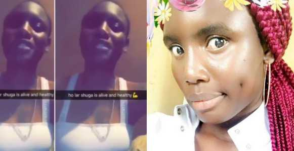 Young girl who was gang-raped by 5 releases new video to dispel death rumors