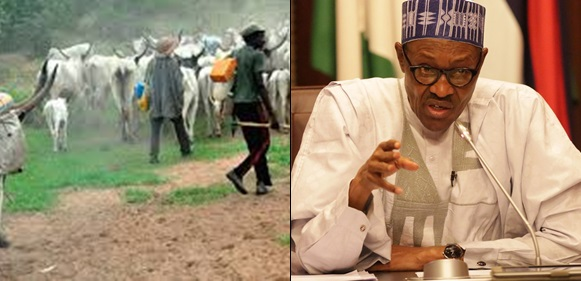 Buhari Reveals Real Reasons Why Herdsmen And Farmers Clash