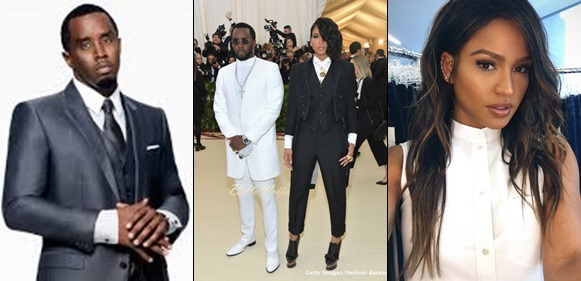 Diddy And Cassie Split After 10 Years Amid Cheating Rumors