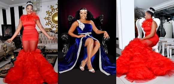 Eve Esin Celebrates Her Birthday With Stunning Photos