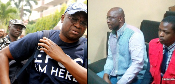Fayose Buys Food For 150 EFCC Detainees,Secures Lawyers For Some