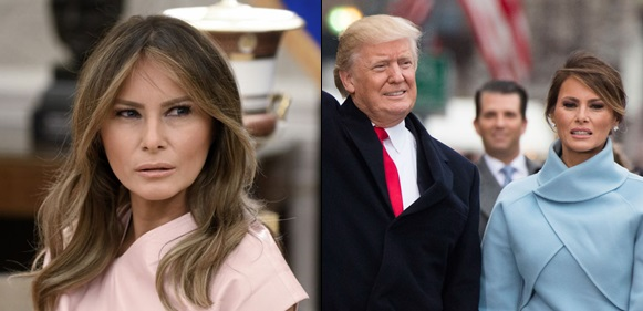 Trump's Wife, Melania Talks About Husband's Infidelity