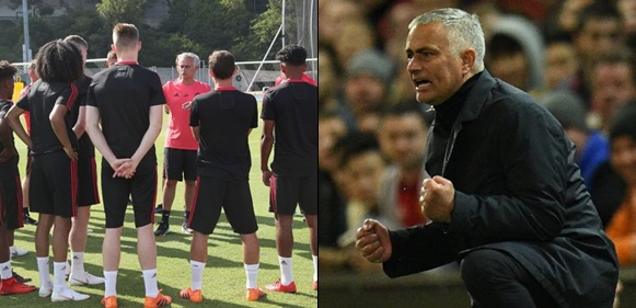 Mourinho Discloses Man Utd's Problems, Urges Players To Get To The Top Four Position