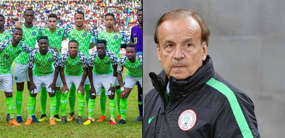 Gernot Rohr Names Squad For South Africa Tie, Mikel, Onazi, Missing