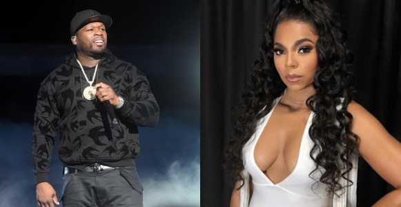 50 Cent Savagely Roasts Ashanti For Selling Just 24 Concert Tickets