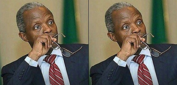 Osinbajo Recounts How Falling In Love At Age 10 Put Him In Trouble