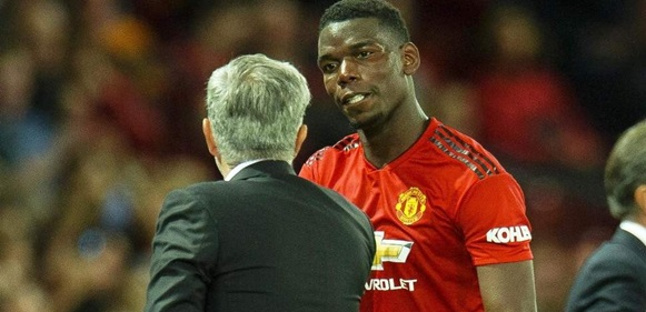 Paul Pogba fires back at his coach Jose Mourinho for calling him 'a virus' in the United squad