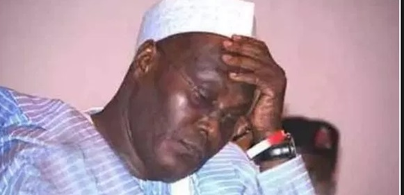 'We Cannot Have A Fugitive Ruling The Country' – APC To Atiku Over US Travel Ban.