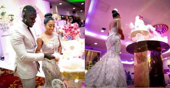 Chris Oyakhilome's Daughter Sharon Holds Second Wedding For Mother (Photos)