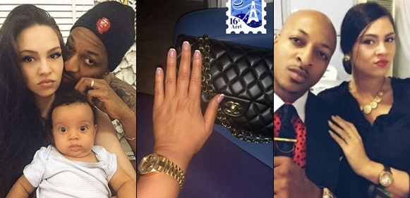 IK Ogbonna's Wife, Flaunts Ringless Finger,Seemingly Confirms Break-up