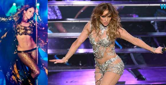 Jennifer Lopez earns ₦723 Million for 20 minutes performance